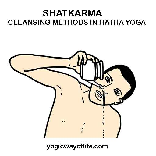 Shatkarma - Purification Techniques in Hatha Yoga