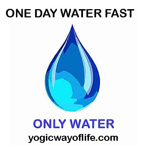 How To Do A One Day Water Fast