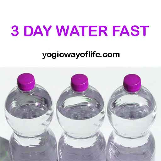 One Day (24-Hour) Water fast and its Benefits