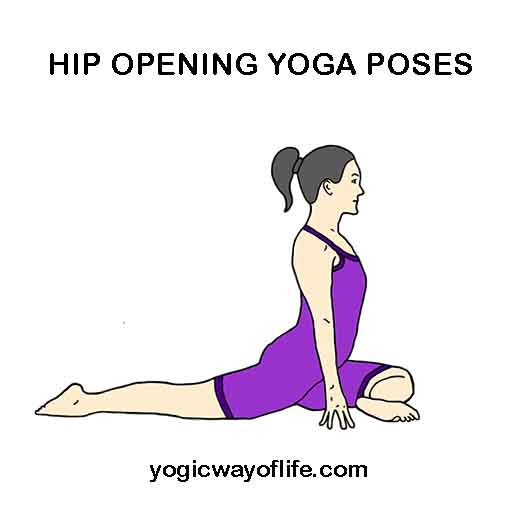 Hip Opening Yoga Poses