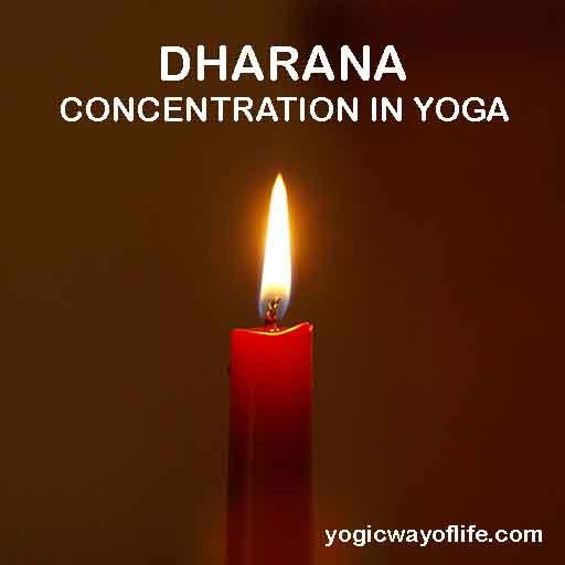 Dharana - Concentration in Ashtanga Yoga