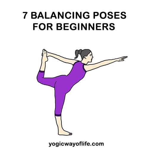 Balancing Poses for Beginners - Balancing Yoga Asanas