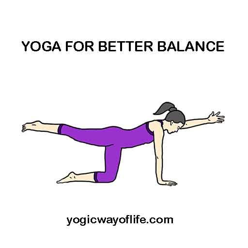 Yoga for Better Balance