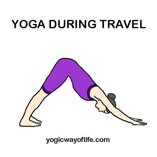 Yoga during Travel