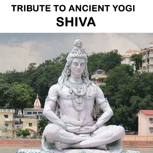 Tribute to Ancient Yogi Shiva