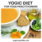 Yogic Diet for Yoga Practitioners