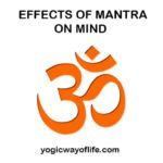 Effects of mantra on mind